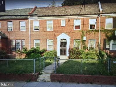 Petworth Multi Family Home For Sale: 5304 4th Street NW