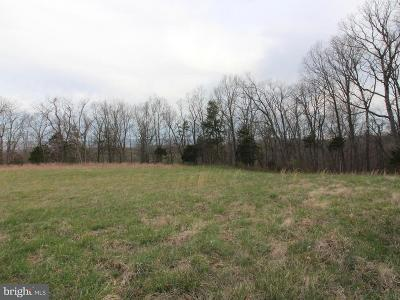 Strasburg VA Residential Lots & Land For Sale: $100,650