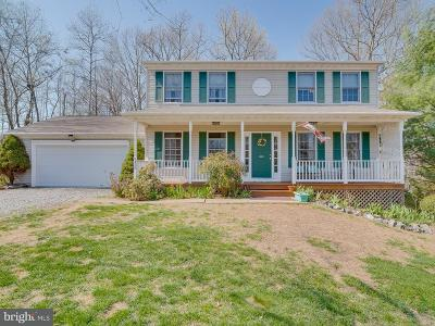 Fredericksburg VA Single Family Home For Sale: $314,950