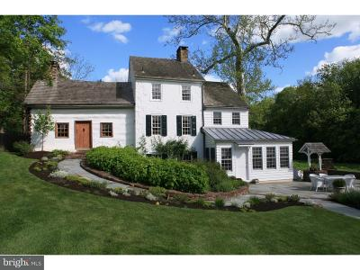 Bucks County Single Family Home For Sale: 3589 Aquetong Road