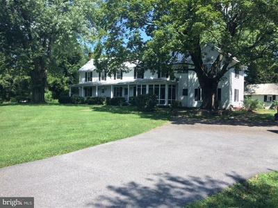 Owings Mills Single Family Home For Sale: 3820 Thoroughbred Lane