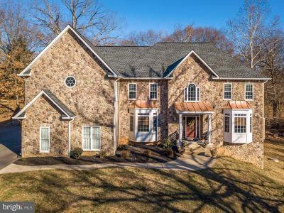 Fredericksburg Single Family Home For Sale: 3 English Hills Drive