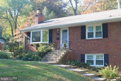 Annandale Single Family Home For Sale: 3718 Chanel Road