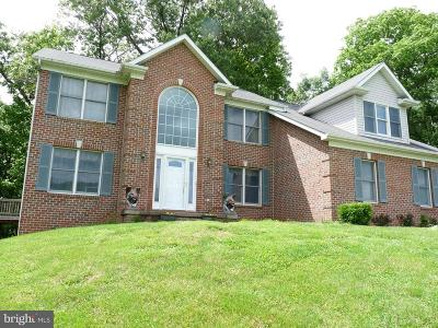 Sykesville Single Family Home For Sale: 6580 Twilight Glow Drive
