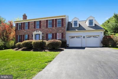 Gaithersburg MD Single Family Home For Sale: $549,819