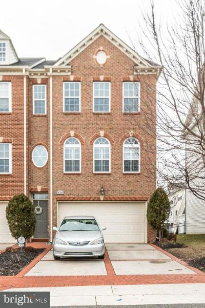 Upper Marlboro Townhouse For Sale: 14709 Argos Place