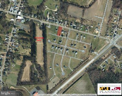 DORCHESTER COUNTY, Dorchester County Residential Lots & Land For Sale: Railroad Avenue