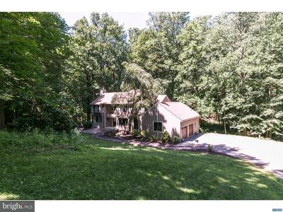 Chadds Ford Single Family Home For Sale: 6 Beechwood Circle