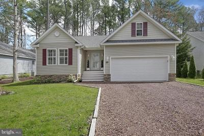 Ocean Pines Single Family Home For Sale: 23 Camelot Circle