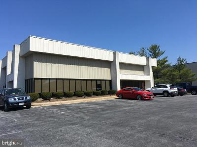 Front Royal Commercial For Sale: 1330 Progress Drive