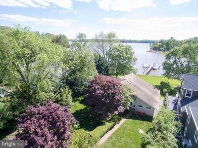 Edgewater MD Single Family Home For Sale: $998,000