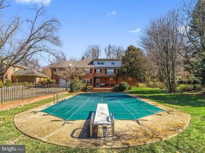 Warrenton Single Family Home For Sale: 434 Winchester Street
