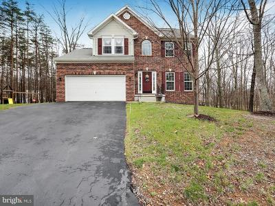 Hedgesville Single Family Home For Sale: 258 Rotterham Drive