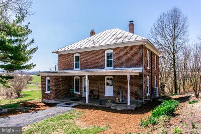 Timberville Single Family Home For Sale: 12717 Buckley Road