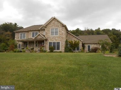 Perry County Single Family Home For Sale: 421 Erly Road