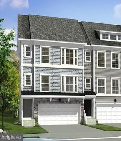 Hanover Townhouse For Sale: 7779 Willow Oak Court