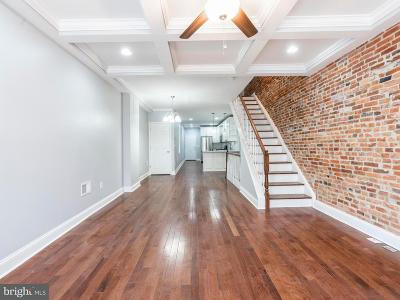 Baltimore Rental For Rent: 440 Fort Avenue E