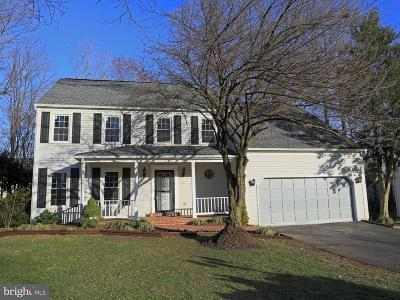 Burke, Springfield Single Family Home For Sale: 5615 Bakersville Lane