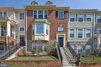Derwood Townhouse For Sale: 17733 Phelps Hill Lane