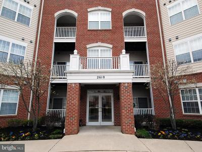 Gambrills Single Family Home Active Under Contract: 2610 Chapel Lake Drive #204