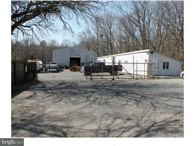 Monroe Twp Commercial For Sale: 235 W Malaga Road