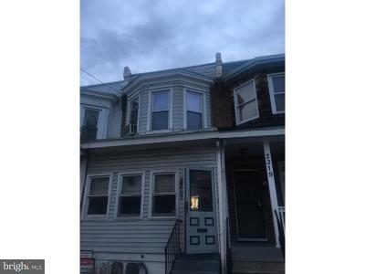 Wilmington Townhouse For Sale: 2317 N Jessup Street