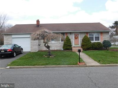 Bordentown Single Family Home Under Contract: 2 Thorntown Lane