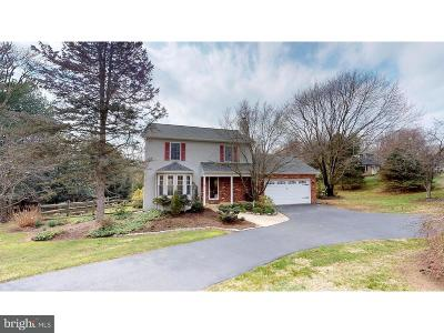 Coatesville Single Family Home For Sale: 1008 Wheatland Drive