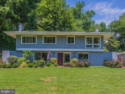 Falls Church Single Family Home For Sale: 6630 Van Winkle Drive