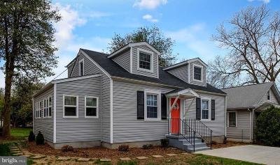 Fredericksburg Single Family Home For Sale: 122 Gibson Street