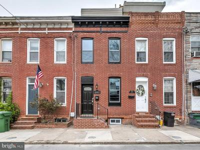 Federal Hill Single Family Home For Sale: 1417 Olive Street