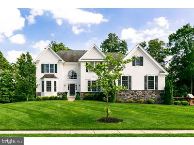 Mount Laurel Single Family Home For Sale: 57 Foxcroft Way