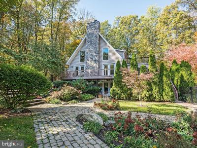 Frederick County Single Family Home Under Contract: 12638 Jesse Smith Road