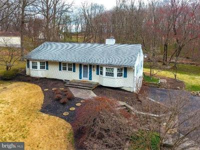 Bucks County Single Family Home Active Under Contract: 87 Warden Road