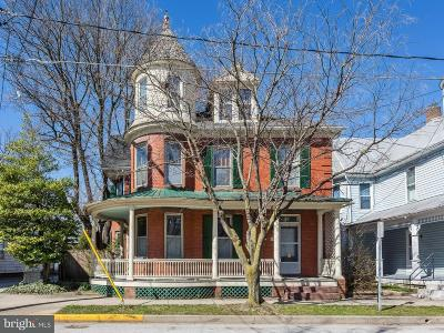 Westminster Single Family Home For Sale: 67 Pennsylvania Avenue