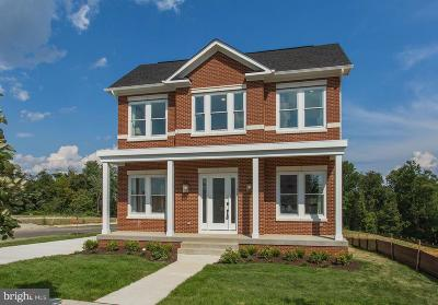 Lorton Single Family Home For Sale: Power House Road