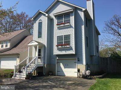 Annapolis Single Family Home For Sale: 3410 Cohasset Avenue