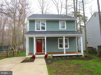 Annapolis Single Family Home For Sale: 1192 Bay Highlands Drive