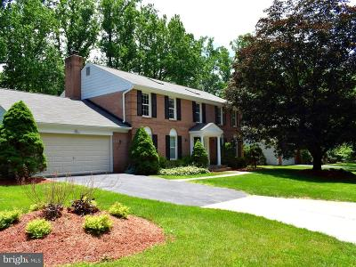 Rockville Single Family Home For Sale: 6208 Charnwood Drive