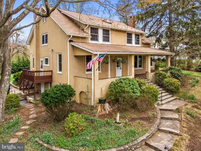 Warrenton Single Family Home For Sale: 365 Winchester Street