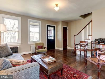 Washington DC Townhouse Under Contract: $615,000