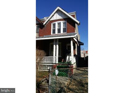 Camden Single Family Home For Sale: 1419 Kaighns Avenue