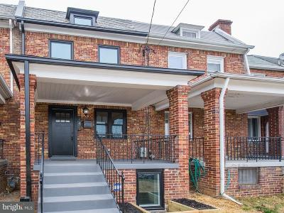 Petworth Single Family Home For Sale: 245 Ingraham Street NW
