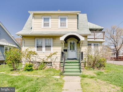 Anne Arundel County, Baltimore County, Baltimore City, Harford County Single Family Home For Sale: 5106 Kenwood Avenue