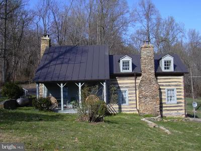 Rappahannock County Single Family Home For Sale: 10 Oyster Lane