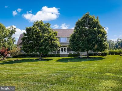 Purcellville Single Family Home For Sale: 15806 Woodgrove Road