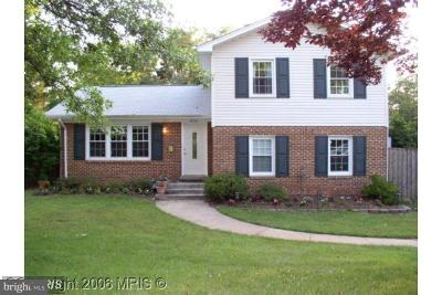 Manassas Single Family Home Under Contract: 8262 Highland Street