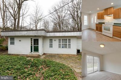 Owings Mills Single Family Home For Sale: 11300 Park Heights Avenue