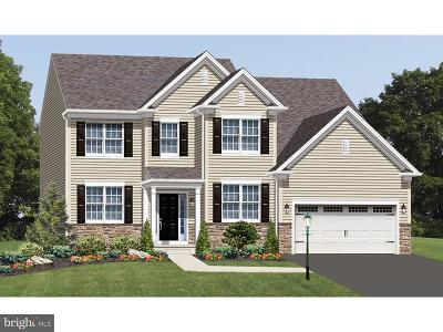 Pottstown Single Family Home For Sale: Lot #84 Crestwood Drive