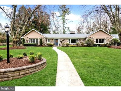 Moorestown Single Family Home For Sale: 224 E Maple Avenue